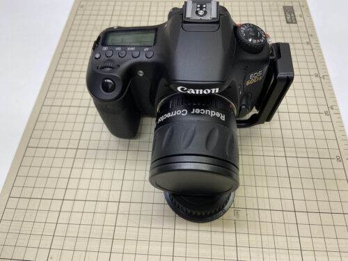 カメラアダプター