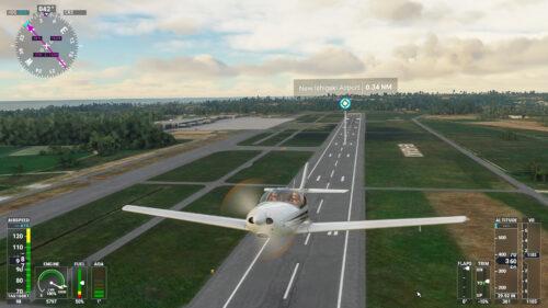 Microsoft Flight SimulatorMicrosoft Flight Simulator