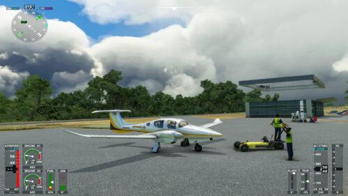 Microsoft Flight Simulator